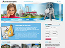 Item number: 300110146 Name: Real estate Type: Website template