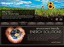 Ecology Protect. Website template