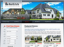 Item number: 300110469 Name: Real Estate Type: Website template