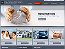 Insurance Co. Website template