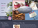 Item number: 300110532 Name: Best Cakes Type: Website template