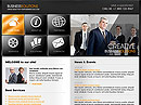 Business Solutions Website template