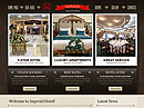 Best Hotel Website template