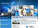 Business co Website template