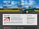 Item number: 300110036 Name: Driving school Type: Website template
