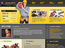 Item number: 300110063 Name: Handyman service Type: Website template