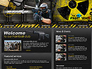 Item number: 300110104 Name: Paintball club Type: Website template