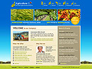 Agricultura Website template