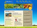 Agricultura Website template
