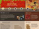 Item number: 300110070 Name: Best spices Type: Website template