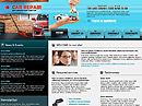Item number: 300110091 Name: Car repair Type: Website template
