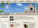 Item number: 300109985 Name: Church Type: Website template