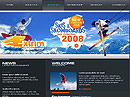 Extrime Website template