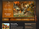 Item number: 300110119 Name: Hunters club Type: Website template