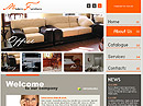 Item number: 300110099 Name: Modern furniture Type: Website template