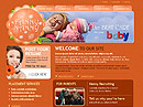 Nanny Website template