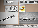 Creative Design Flash intro template