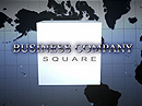 Business Square Flash intro template