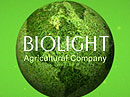 Biolight - Flash intro template, Agriculture  flash templates
