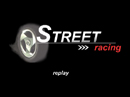 Street racing Flash Intro Template
