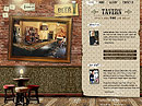 Tavern Flash template