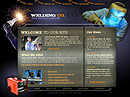 Welding co. Flash template
