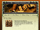 free Winery co website template