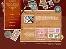 Collectibles Flash template
