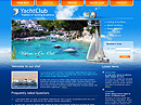 Yacht club HTML Template