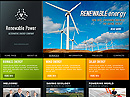 Renewable Power HTML template