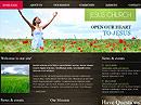 Christian Church HTML template