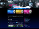 Item number: 300110940 Name: Hosting Company Type: HTML template