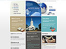 Church HTML template
