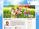 Charity - HTML template, SOCIETY FLASH website templates