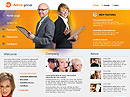 Active Group HTML template