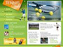 Item number: 300110005 Name: Tennis club Type: HTML template