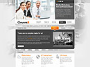 Clever Business HTML template