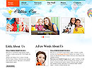 Children Care HTML template