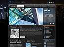 Construction HTML template