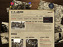 Military Academy HTML template