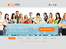 Recruiting Agency - HTML5 templates, SOCIETY FLASH website templates