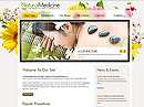 Natural Medicine HTML template