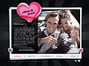 Our Wedding - HTML5 templates, DATING FLASH website templates