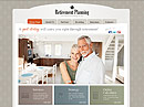 Retirement Planning - HTML template, SOCIETY FLASH website templates