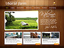 Item number: 300111208 Name: Horse Farm Type: HTML template