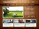 Horse Farm HTML Template