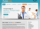 Pro Medical - HTML template, HTML website templates