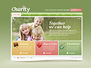 Children Charity - HTML5 templates, SOCIETY FLASH website templates