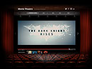 Movie Theatre HTML5 templates