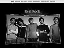 Real Rock HTML5 template